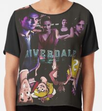 Riverdale - Archie Chiffon Top