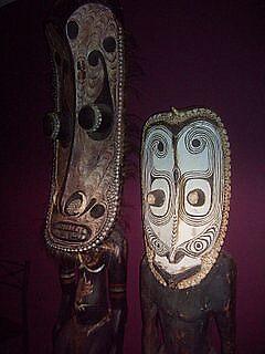 Wooden Sculptures. . . by lurline