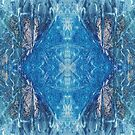 Crystalline Blue 4 by Richard Maier