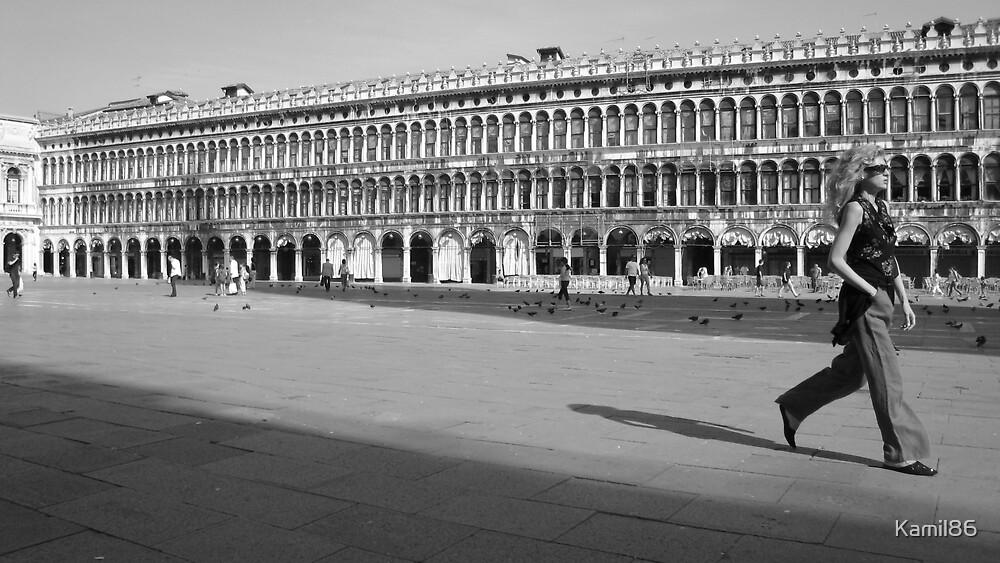 Venice Courtyard by Kamil86