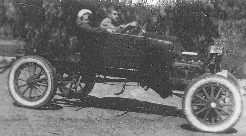 1924 Model T by dummy