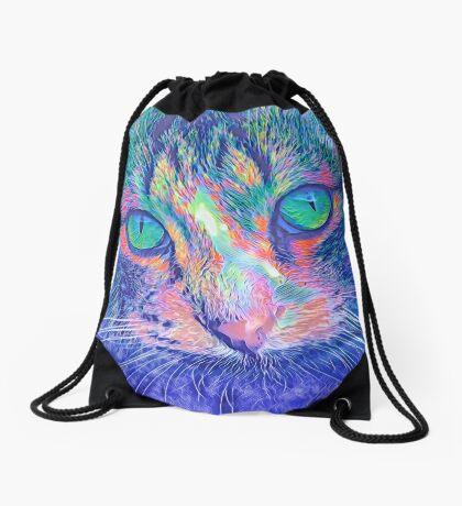 SteelBlue Drawstring Bag