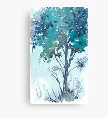 Beat the Winter blues Canvas Print