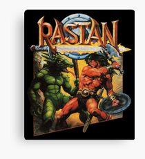Rastan Canvas Print