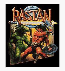Rastan Photographic Print