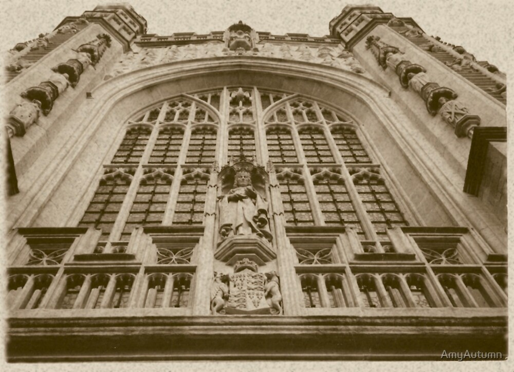 Bath Abbey by AmyAutumn