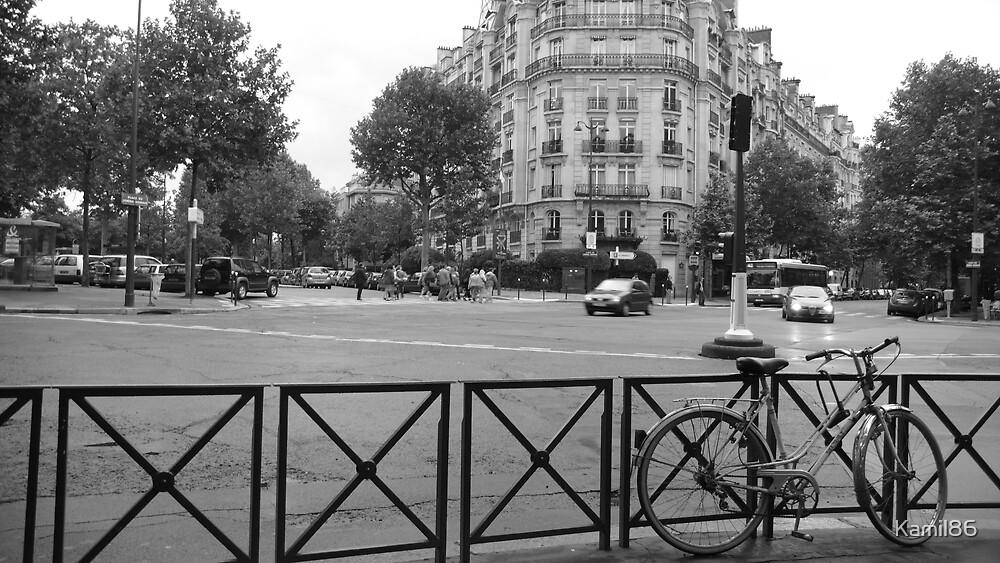 Paris Cafe by Kamil86