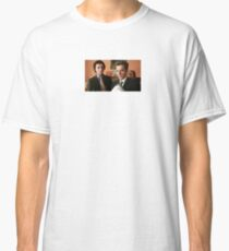 Peter Capaldi + Chris Addison Classic T-Shirt