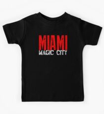 Miami Magic City 305 Wynwood South Beach Kids Tee