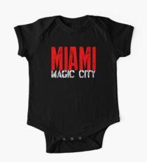 Miami Magic City 305 Wynwood South Beach One Piece - Short Sleeve