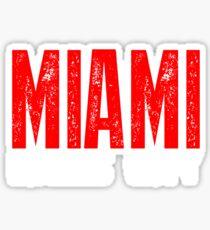 Miami Magic City 305 Wynwood South Beach Sticker