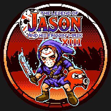 The Legend of Jason XIII (Emblem) by ShingoPx