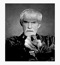 TIMOTHY LEARY - LAST PHOTO SHOOT Photographic Print