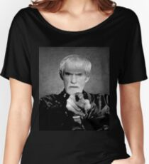 TIMOTHY LEARY - LAST PHOTO SHOOT Women's Relaxed Fit T-Shirt
