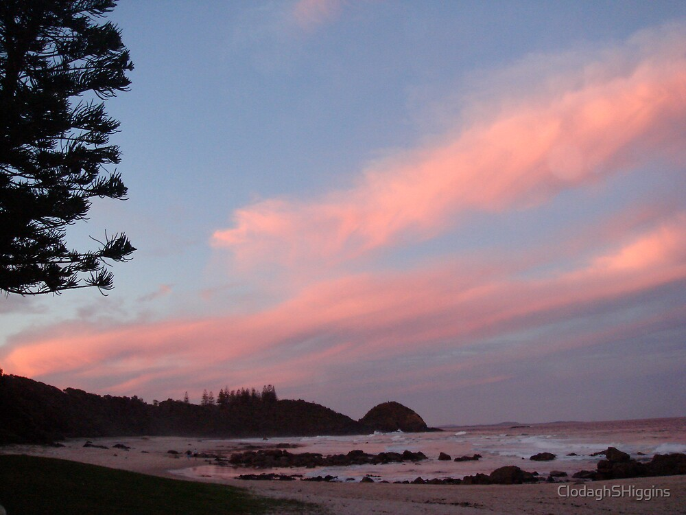 Port Macquarie Sunset III by ClodaghSHiggins