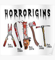 Horrorigins Poster