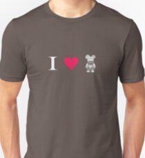 I Love Qees Unisex T-Shirt