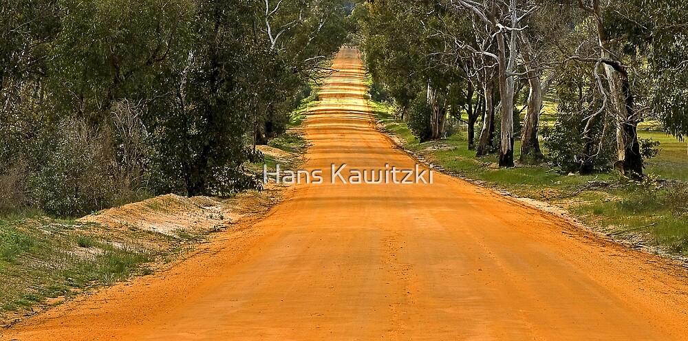 1280 Bush track by Hans Kawitzki