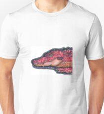 sparkle gator Unisex T-Shirt