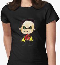 Superhero 2 Womens Fitted T-Shirt
