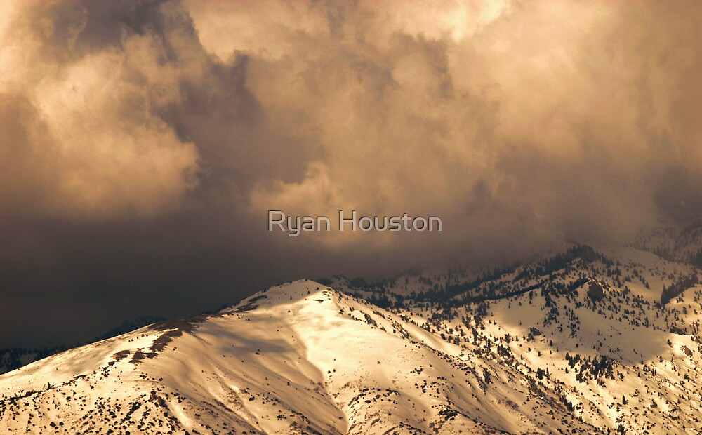 Spring Storm Clouds by Ryan Houston