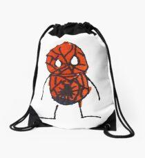 Superhero 3 Drawstring Bag