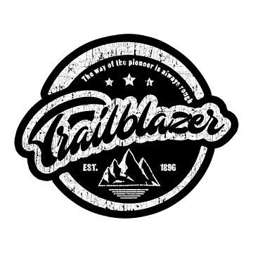 Trailblazer Badge by creativewear