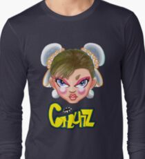 E3 - Chunz MVC:I x Brat Kids Long Sleeve T-Shirt