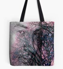 imaginative face  Tote Bag