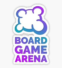 BGA Sticker