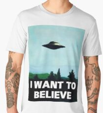 X FILES Men's Premium T-Shirt