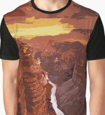 Land of Fire Graphic T-Shirt