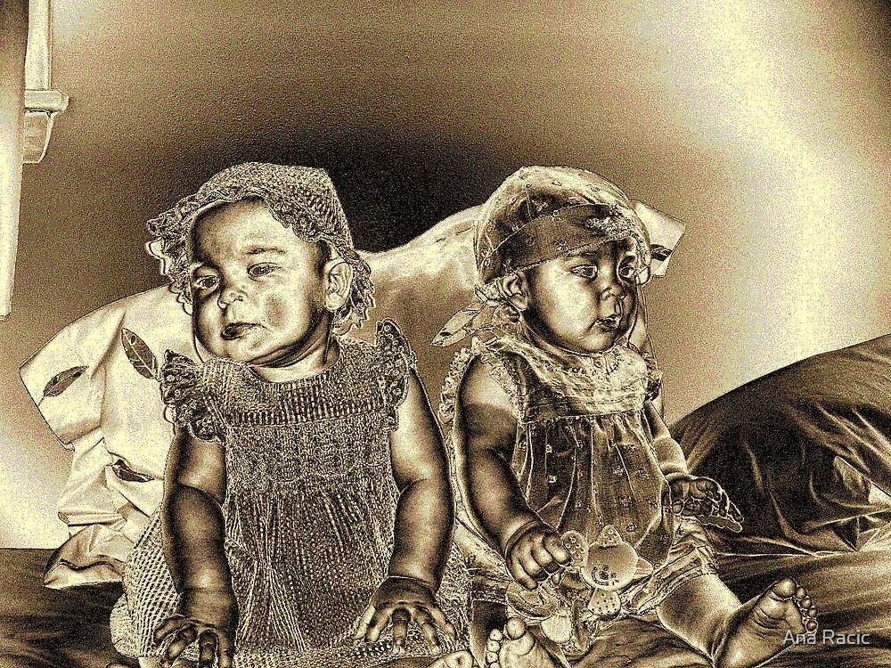 Doll Babies by Ana Racic