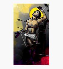 Saint Sebastian Martyrdom I Photographic Print
