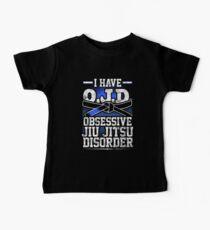 Obsessive Jiu Jitsu Disorder Kids Clothes