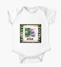 Uzair - personalize your gift One Piece - Short Sleeve