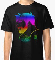 ADAM LIKES RAINBOWS - GAY PRIDE Classic T-Shirt