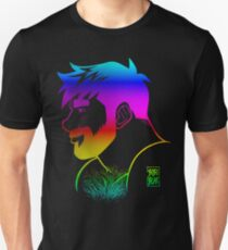 ADAM LIKES RAINBOWS - GAY PRIDE Unisex T-Shirt
