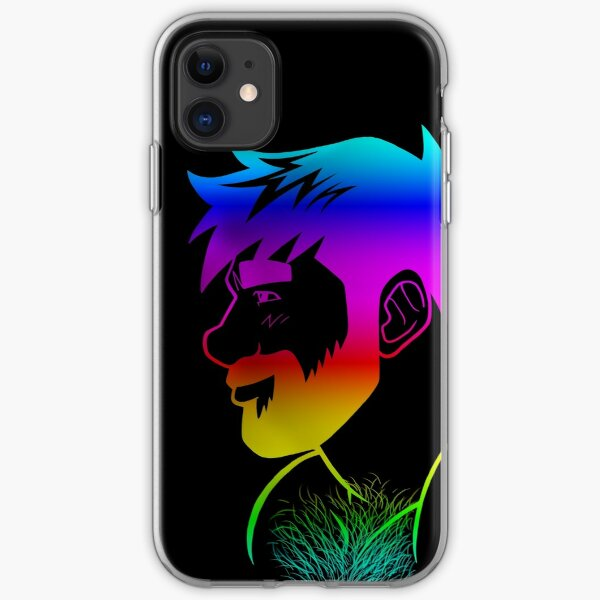 ADAM LIKES RAINBOWS - GAY PRIDE iPhone Soft Case