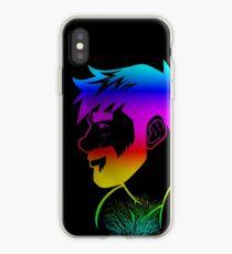 ADAM LIKES RAINBOWS - GAY PRIDE iPhone Case