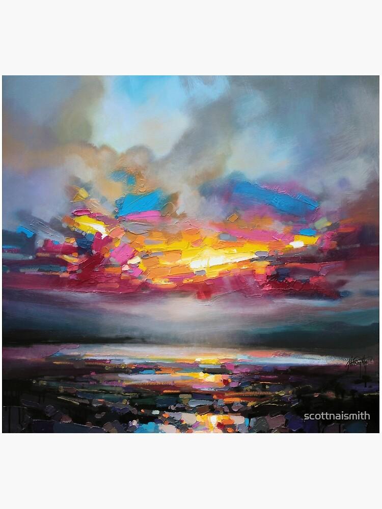 Primary Sky by scottnaismith