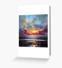 Primary Sky Greeting Card
