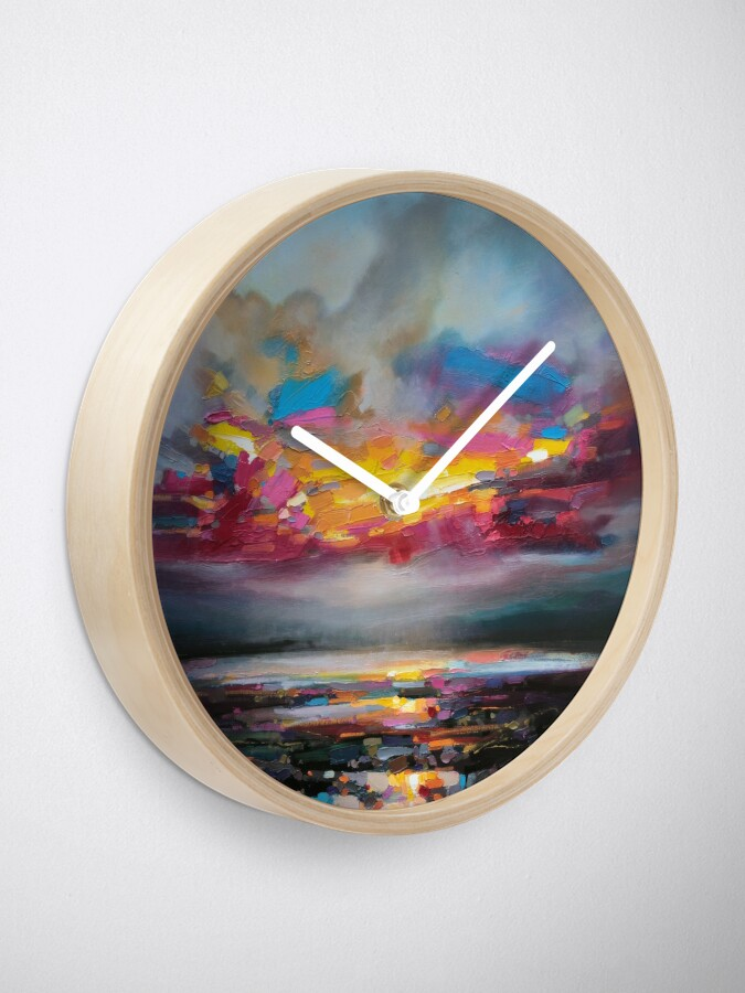 Alternate view of Primary Sky Clock