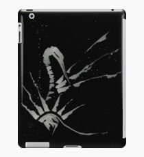 Brush and Ink - 0162 - In Rising iPad Case/Skin