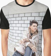 DΞΔN TRBL Graphic T-Shirt