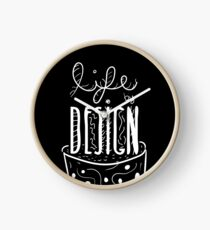 Life by Design Clock