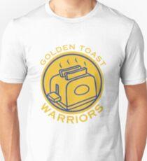 Golden Toast Warriors Unisex T-Shirt