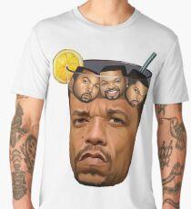 Ice T & Ice Cube Men's Premium T-Shirt