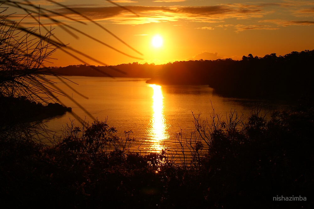 Sunset by nishazimba