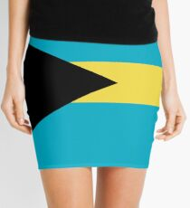 Bahamas Flag Duvet Sticker T-Shirt Cell Phone Case Mini Skirt